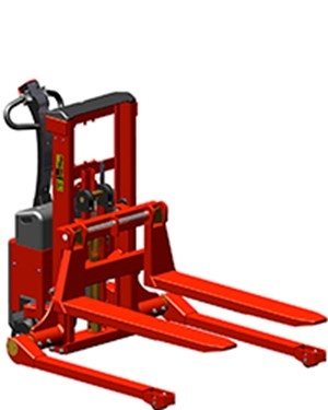 Easy transporting, lifting, stacking and handling goods from all pallet types - also closed ones